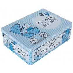 La caja del bebé